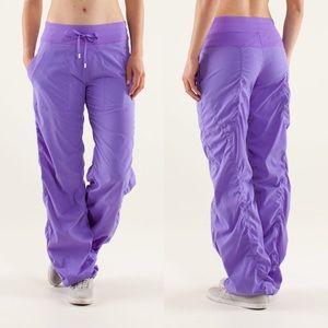 Lululemon Studio Pant II *No Liner Power Purple